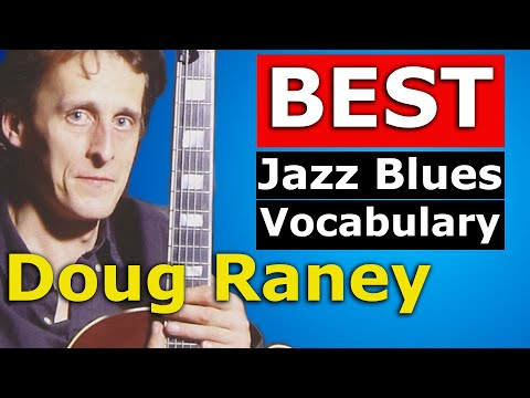 Doug Raney - The Best Solo If You Want To Learn Bebop? - YouTube