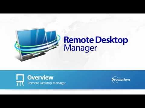 overview---remote-desktop-manager