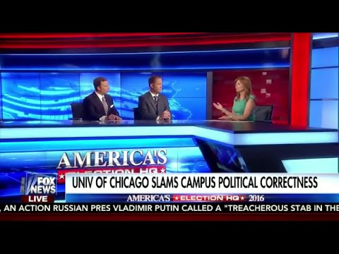 David Bruno on Fox News' Americas Election HQ- University ...