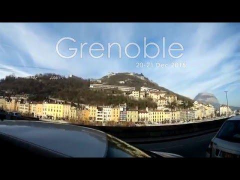 [Travel] Bastille, Grenoble and Ski at Chamrousse!