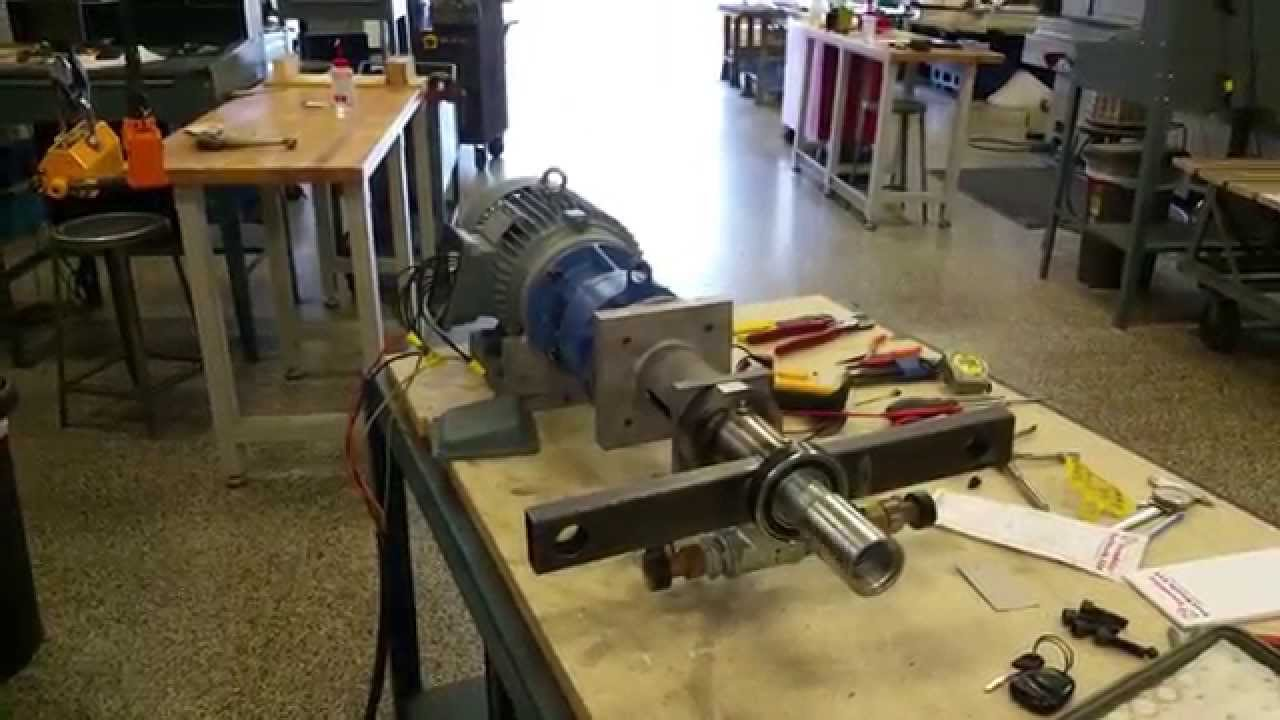 DIY Well drill rig drive train with water swivel