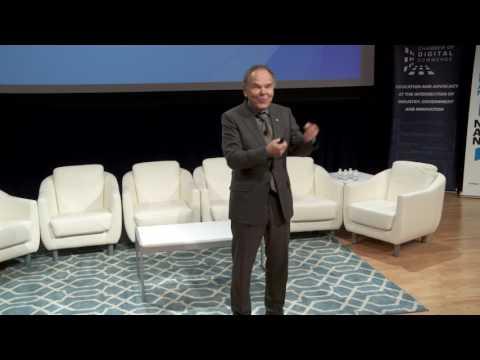 New Global Blockchain Initiative: Don Tapscott, Co-author, Blockchain Revolution