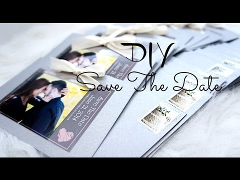 DIY Save The Date | Belinda Selene Ep. 6