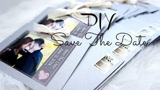 DIY Save The Date | Belinda Selene Ep. 6
