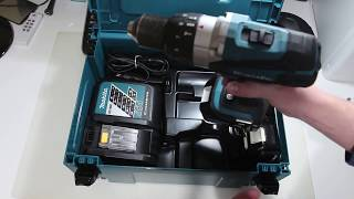 Review Taladro Percutor A Bateria Makita DHP 458