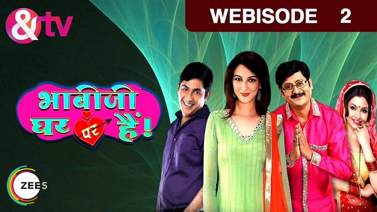 Bhabi Ji Ghar Par Hain - Hindi Serial - Episode 2 - March 3, 2015 - And Tv Show - Webisode