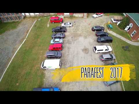 The SLICE - Bill Brock Interview at  PARA-FEST MAINE 2017