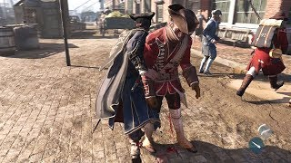 Assassin's Creed 3 Remastered: Brutal & Epic Free Roam Kills Gameplay Showcase