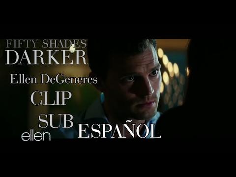Fifty Shades Darker - Ellen DeGeneres Clip | SUBTITULOS ESPAÑOL