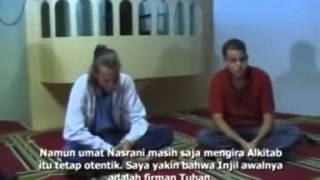 Kisah Muallaf Eropa Menuju Islam   Syahadat Massal Umat Kristen Di Eropa   Allahuakbar !