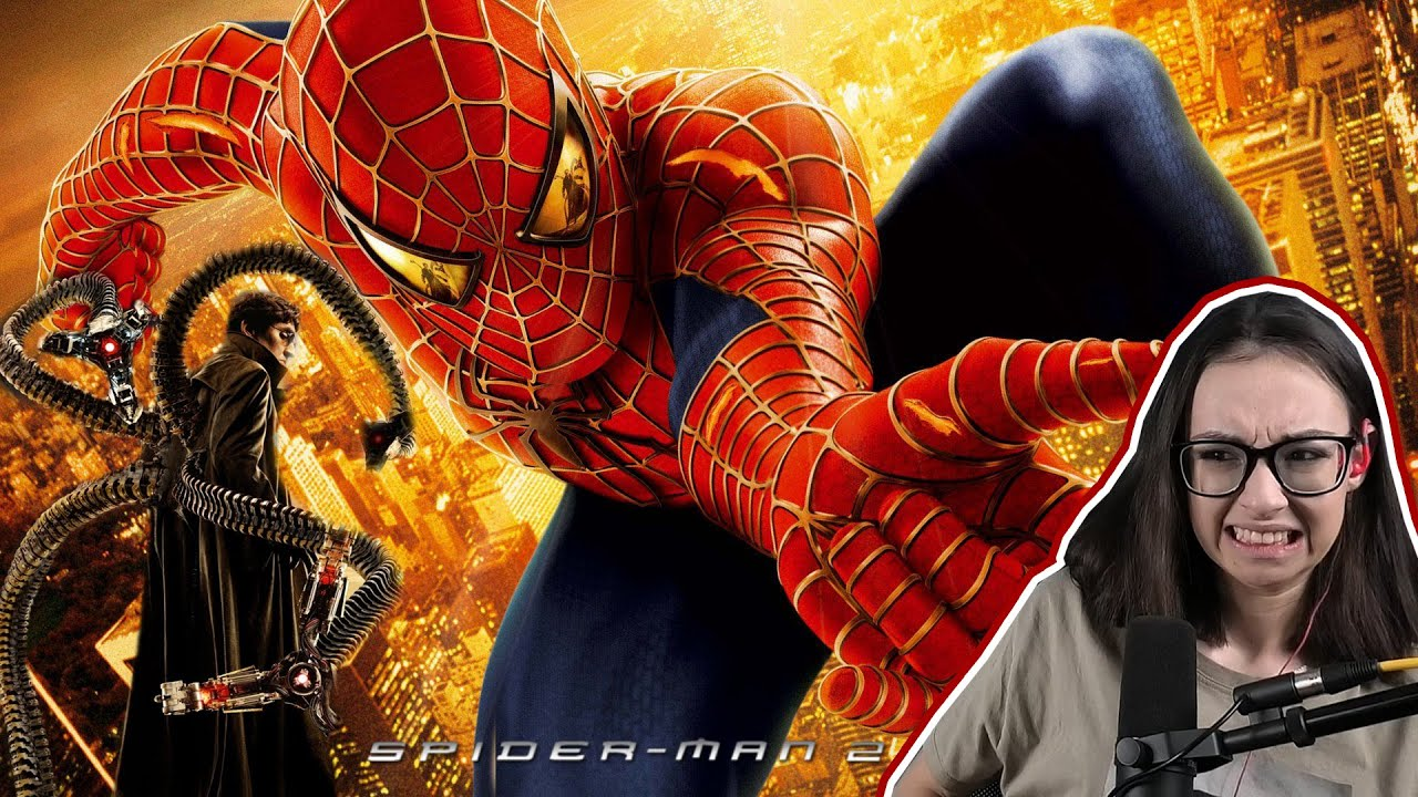 Download Spider-Man 2 (2004) FIRST TIME WATCHING REACTION
