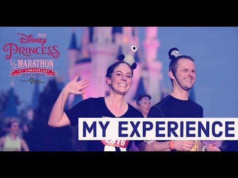 Running the Disney Princess Half Marathon