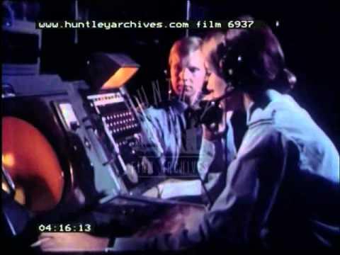 RAF Aerospace Systems Control, 1970's - Film 6937