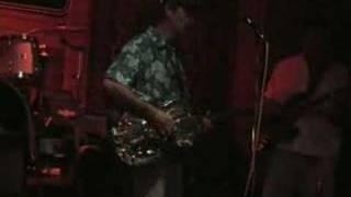 Sarasota Slim at Schooner Wharf Bar - Sulphur Water 2-3-2007