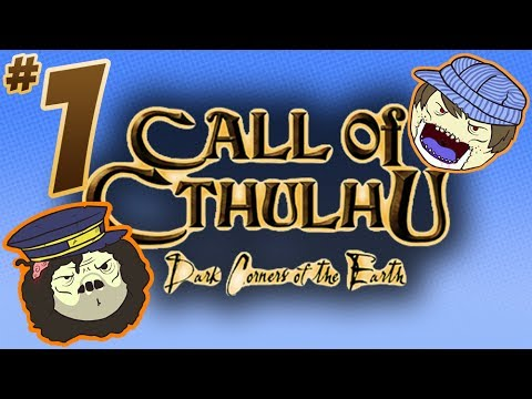 Call of Cthulhu: Crazy Doors - PART 1 - Steam Train |