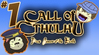 Call of Cthulhu: Crazy Doors - PART 1 - Steam Train