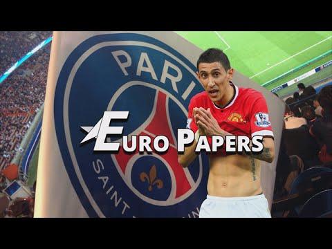 PSG stop €65m Angel Di Maria transfer