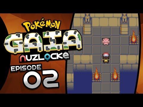 Pokemon Gaia Nuzlocke Challenge: Part 2: CLEFAIRY DUNGEON?