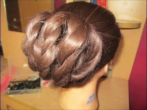 Latest Vat Savitri Special Hairstyleeasy Hair Bun With Banana Clip