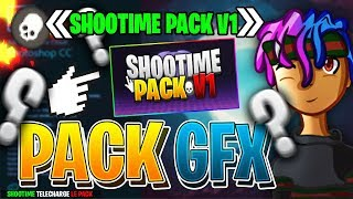THE BEST PACK GFX THUMBNAILS 2019 [FORTNITE] [MINECRAFT] [FREE] !!