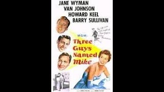 Hollywood English movie (Comedy)Three Guys Named Mike