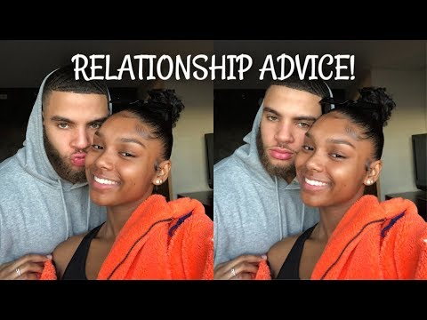 RELATIONSHIP ADVICE TO YOUNG COUPLES! thumbnail