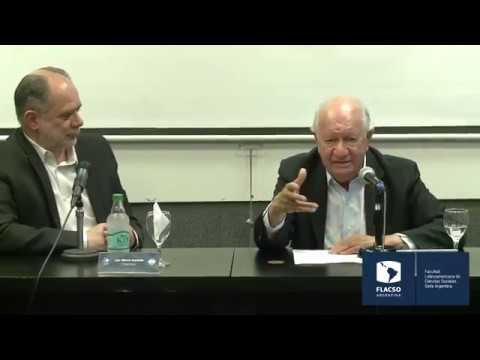 Ricardo Lagos en FLACSO Argentina