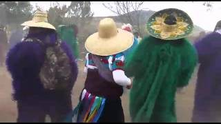 santa ana hueytlalpan carnaval 2016 desmadre barrio teco 👊