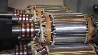 Завод ЭЛМА, Ржев - производитель крановых электродвигателей(Завод ЭЛМА, Ржев производит высококачественные и надежные крановые электродвигатели в стандартном и специ..., 2016-07-01T09:47:59.000Z)
