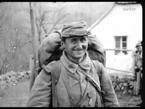 1. Weltkrieg - Die Kameramänner von Verdun Doku