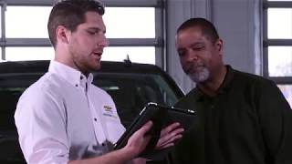 Multi-Point Vehicle Inspection | Chevrolet Certified Service