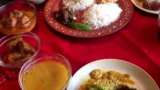 My Bengali new year feast