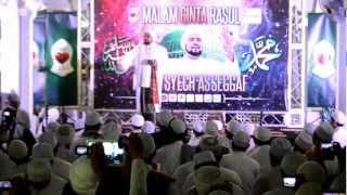 Gambar cover Habib Syech Asseggaf - Ahlan Wasahlan Bin Nabi