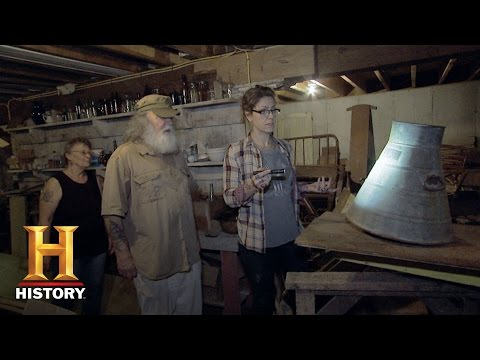 American Pickers: Bonus: The Old Man and His Scheme | History