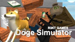 ROBLOX - Simulateur Doge La vengeance de Meme