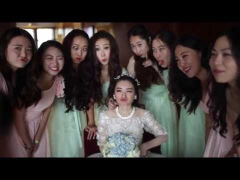 My wedding in China