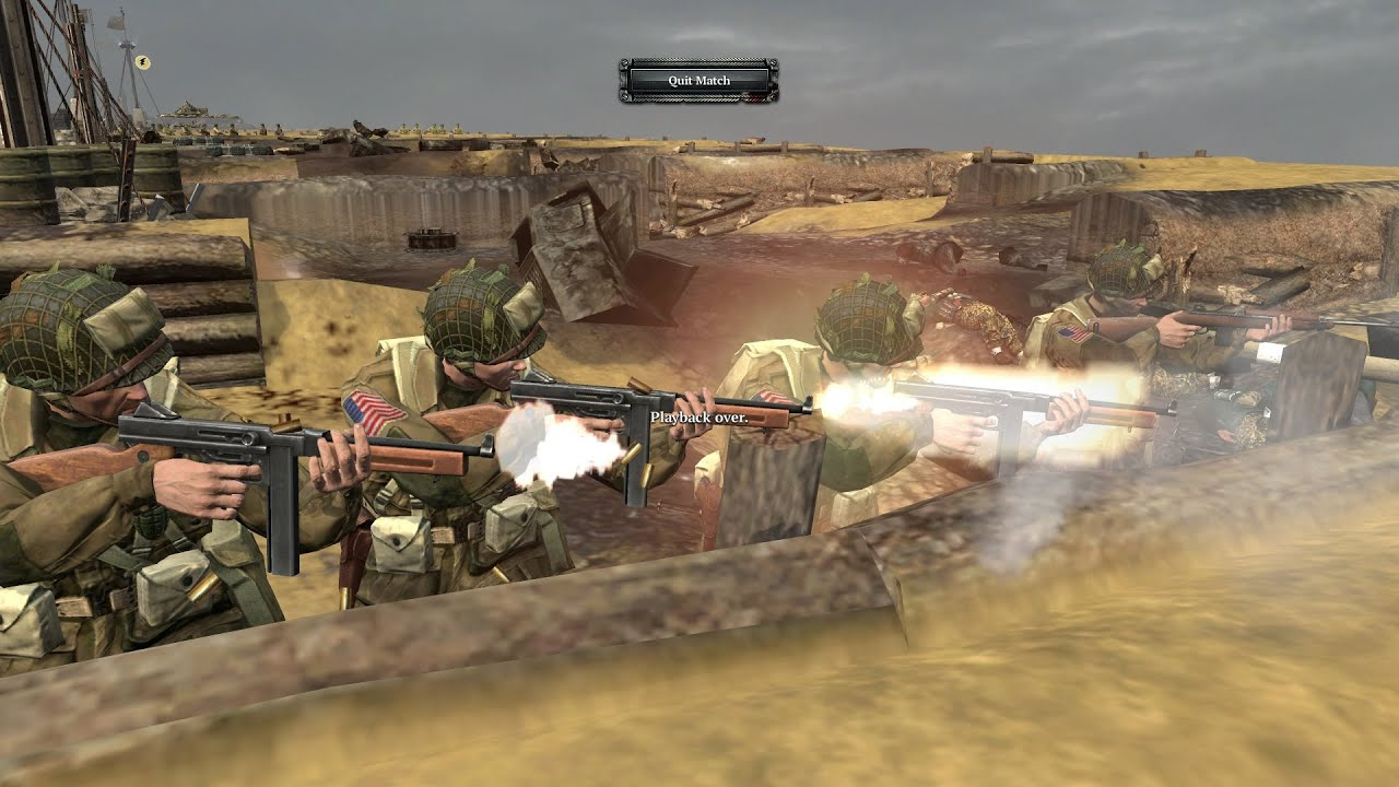 Download Company of Heroes 2: Trench Battle