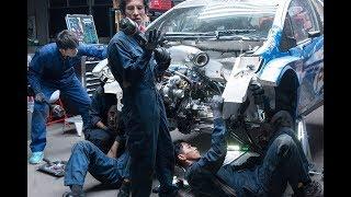 公道で展開する自動車競技「ラリー」を題材にしたヒューマンドラマ。WRC...