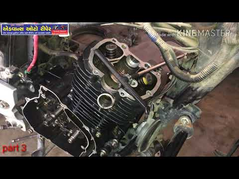 Part 3 Bajaj Pulsar 150timing Chain Replacement