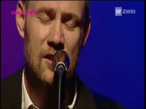 David Gray Live In Luzern Living Room