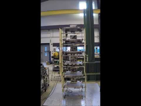 Actively controlled double skin facade damper system tested under Erzincan earthquake