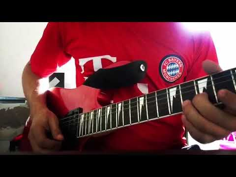 Get some rest sleep well guitar cover.