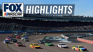 Full highlights from Sunday's Monster Energy NASCAR Cup Series from...