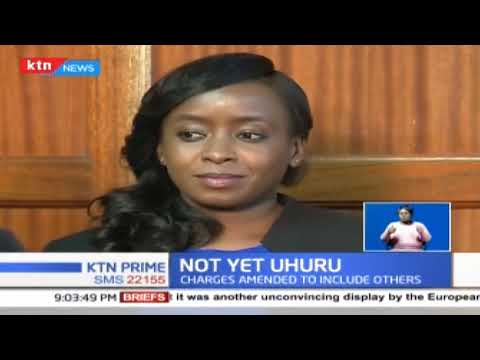 Journalist Jacque Maribe and her fiancé Joseph Irungu will remain in police custody until next week