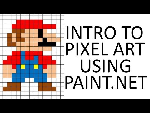 how to make a pixel art animation paint.net