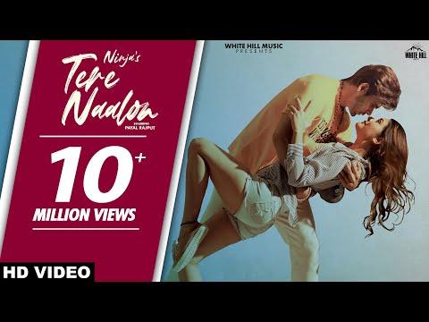 NINJA: Tere Naalon (Full Video) Ft Payal Rajput   Goldboy   New Punjabi Song 2021   Sad Punjabi Song