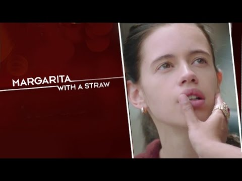 Margarita With A Sraw Intimate Scenes LEAKED | Kalki Koechlin | Full Promotions Video