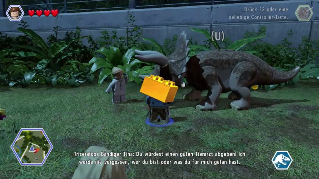 Lego Dino Spiele