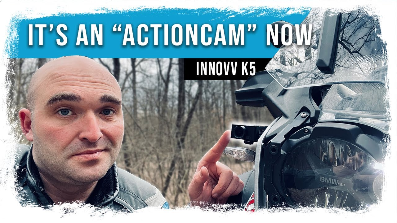 REVIEW: INNOVV K5 DashCam/Action Camera Gets Even BETTER | VS K2 & GoPro