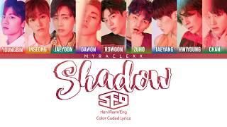 Download lagu SF9 (에스에프나인) - Shadow Lyrics [Color Coded-Han/Rom/Eng]